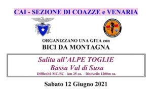 MTB ALPE TOGLIE @ ALPE TOGLIE Bassa Val di Susa